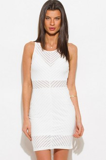 40 all white club dresses ideas 29