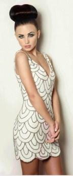 40 all white club dresses ideas 3