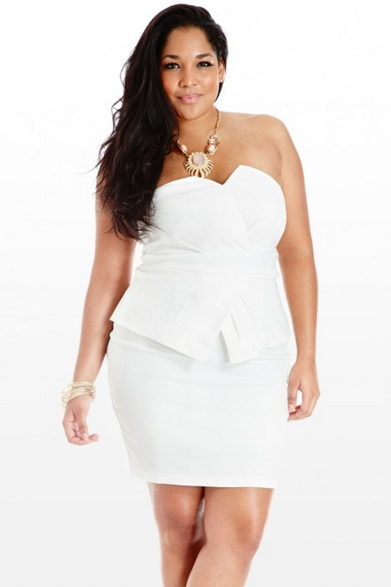 40 all white club dresses ideas 39