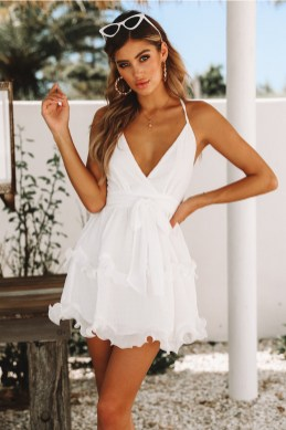 40 all white club dresses ideas 40
