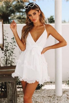 40 all white club dresses ideas 40
