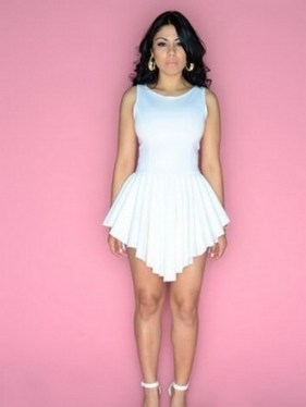 40 all white club dresses ideas 5
