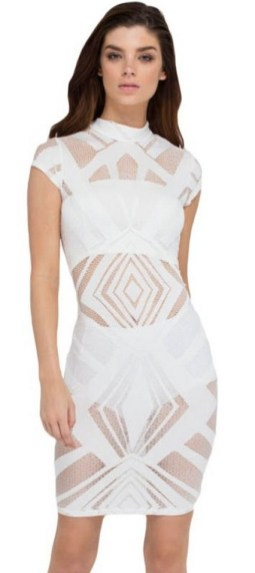 40 all white club dresses ideas 8