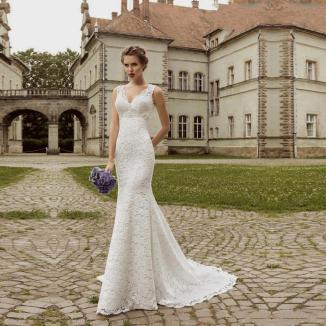 40 wedding dresses country theme ideas 31