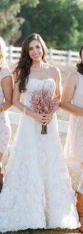 40 wedding dresses country theme ideas 33