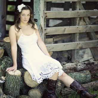 40 wedding dresses country theme ideas 39