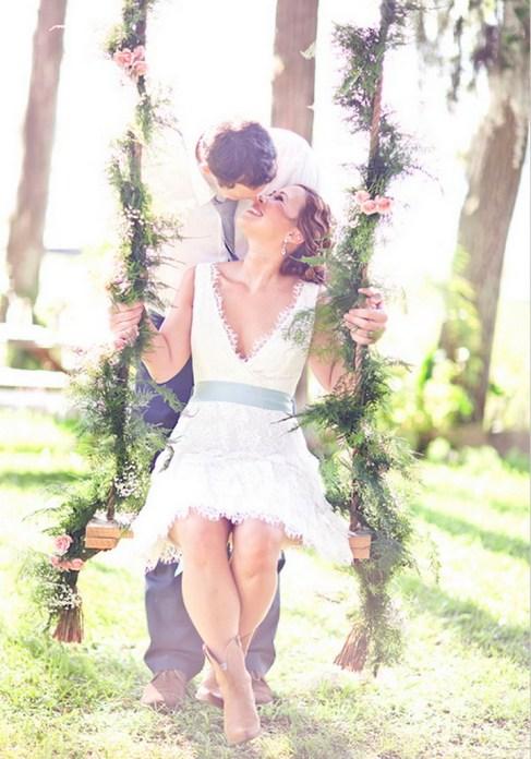 40 wedding dresses country theme ideas 40
