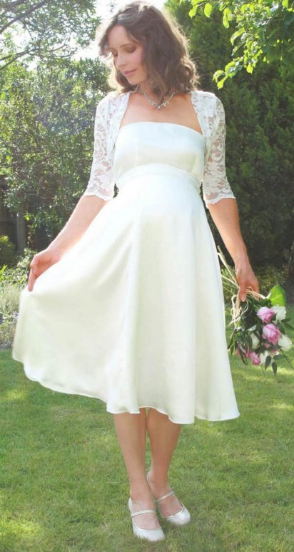 40 wedding dresses country theme ideas 41