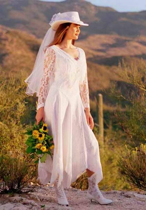 40 wedding dresses country theme ideas 7