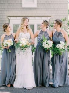 50 Amazing bridesmaid dresses for a country wedding 12
