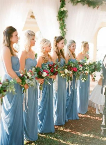 50 Amazing bridesmaid dresses for a country wedding 13