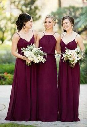 50 Amazing bridesmaid dresses for a country wedding 16