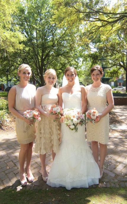 50 Amazing bridesmaid dresses for a country wedding 29