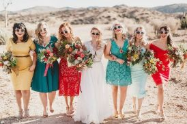 50 Amazing bridesmaid dresses for a country wedding 46