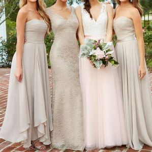 50 Amazing bridesmaid dresses for a country wedding 53