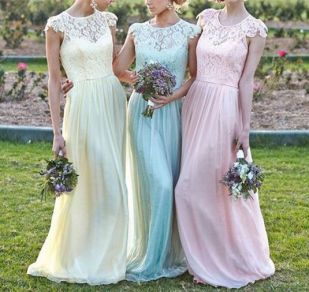 50 Amazing bridesmaid dresses for a country wedding 55