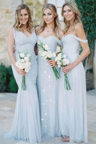 50 Amazing bridesmaid dresses for a country wedding 8