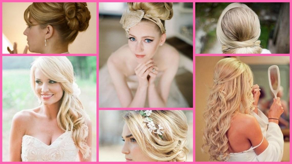 50 Easy DIY Wedding Ceremony Day Hair Ideas