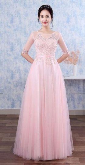 50 best pink wedding clothes ideas 11