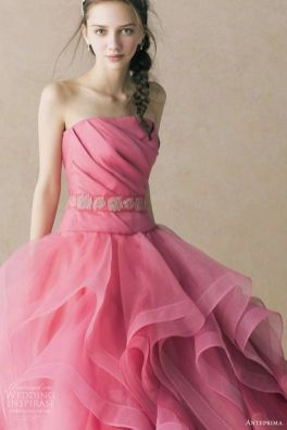 50 best pink wedding clothes ideas 12
