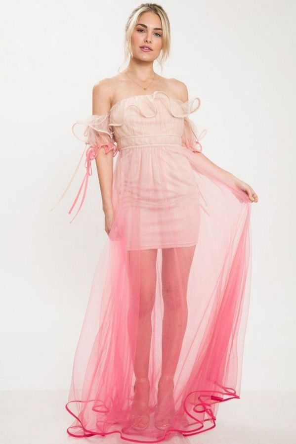 50 best pink wedding clothes ideas 26
