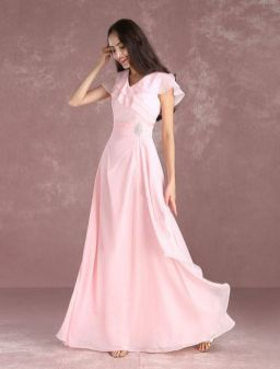 50 best pink wedding clothes ideas 28