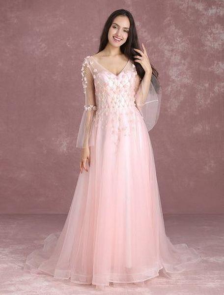 50 best pink wedding clothes ideas 29