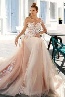 50 best pink wedding clothes ideas 3