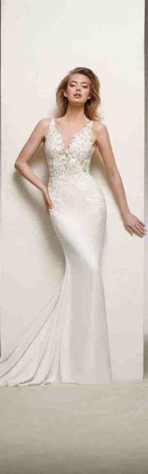 50 simple and sexy wedding dresses for the beach 44