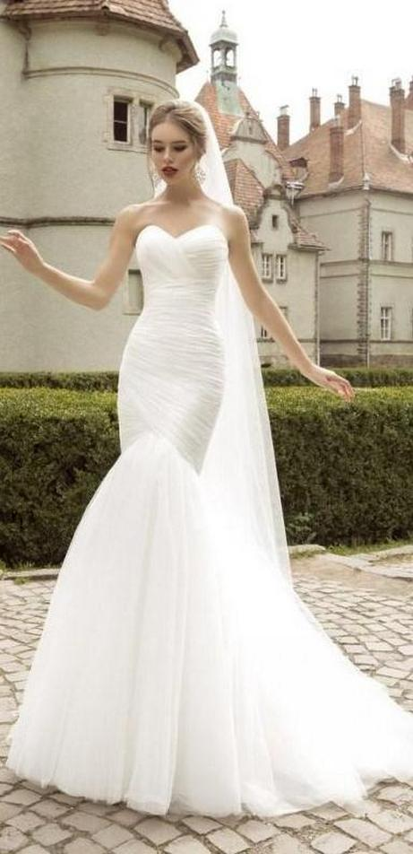 60 Trends About Simple Sweet Heart Mermaid Sexy Long Bridesmaid Dress 12