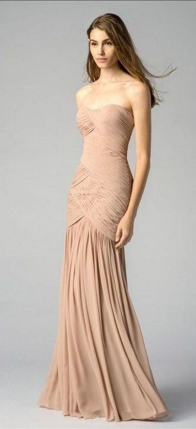60 Trends About Simple Sweet Heart Mermaid Sexy Long Bridesmaid Dress 13