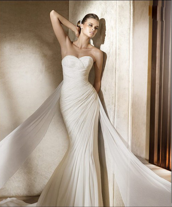 60 Trends About Simple Sweet Heart Mermaid Sexy Long Bridesmaid Dress 51