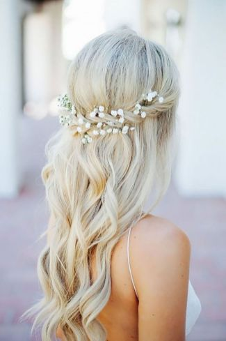 70 Simple Secrets to Totally Rocking Your wedding hair ideas 13