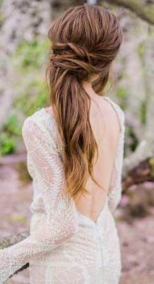 70 Simple Secrets to Totally Rocking Your wedding hair ideas 32