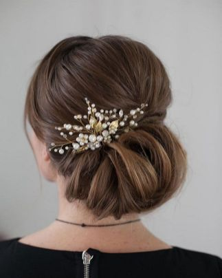 70 Simple Secrets to Totally Rocking Your wedding hair ideas 41