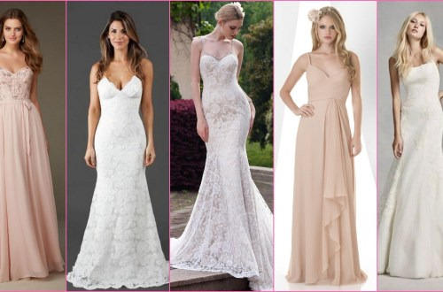 80 Spaghetti Strap Wedding Day Dresses Gowns ideas