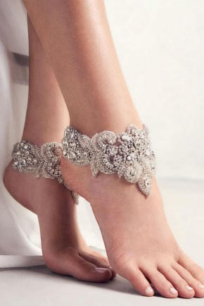 Beach Wedding Shoes and Sandals ideas 14