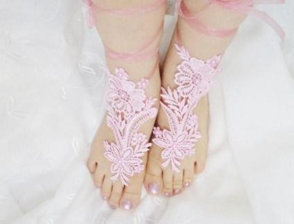 Beach Wedding Shoes and Sandals ideas 4