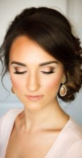 Bridal Makeup When Wedding in the Daytime 12