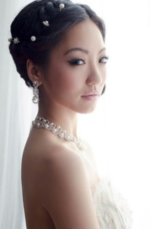 Bridal Makeup When Wedding in the Daytime 25