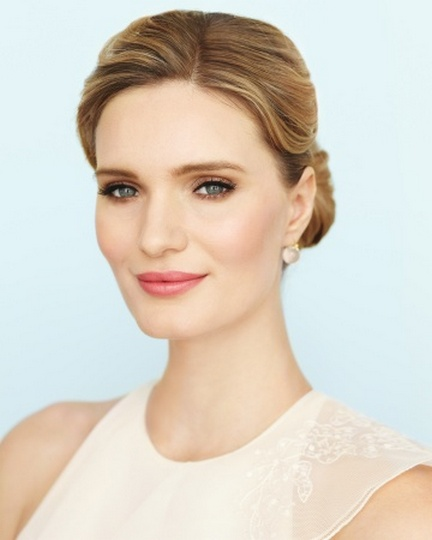 Bridal Makeup When Wedding in the Daytime 27