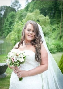 Bridal Makeup When Wedding in the Daytime 7