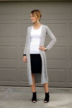 Business Winter Work Outfits for Women ideas 11