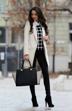Business Winter Work Outfits for Women ideas 8