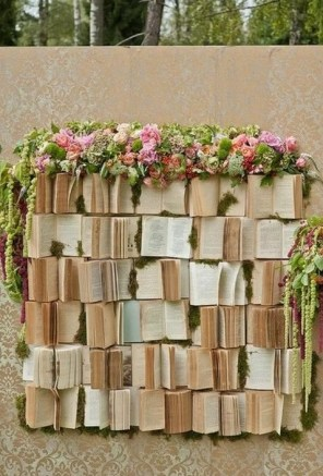 Creative And Fun Wedding day Reception Backdrops You Like Ideas 18
