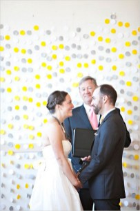 Creative And Fun Wedding day Reception Backdrops You Like Ideas 25