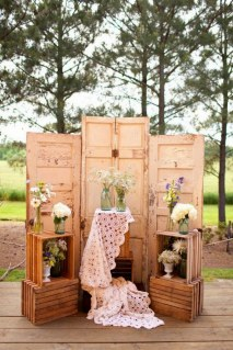 Creative And Fun Wedding day Reception Backdrops You Like Ideas 36