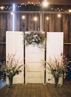 Creative And Fun Wedding day Reception Backdrops You Like Ideas 43