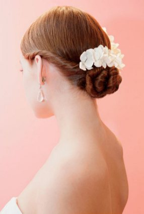 Easy DIY Wedding Day Hair Ideas 33