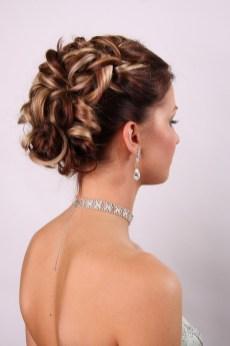 Easy DIY Wedding Day Hair Ideas 36